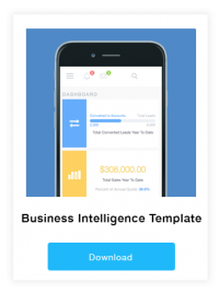 download business intelligence template