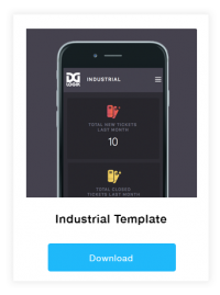 download industrial template