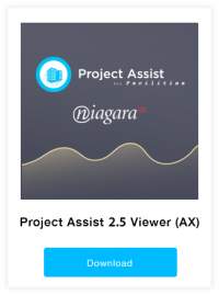 project assist 25 viewer ax